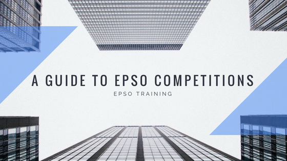 , Start Here, Epsotraining - EPSO Tests for EU Competitions