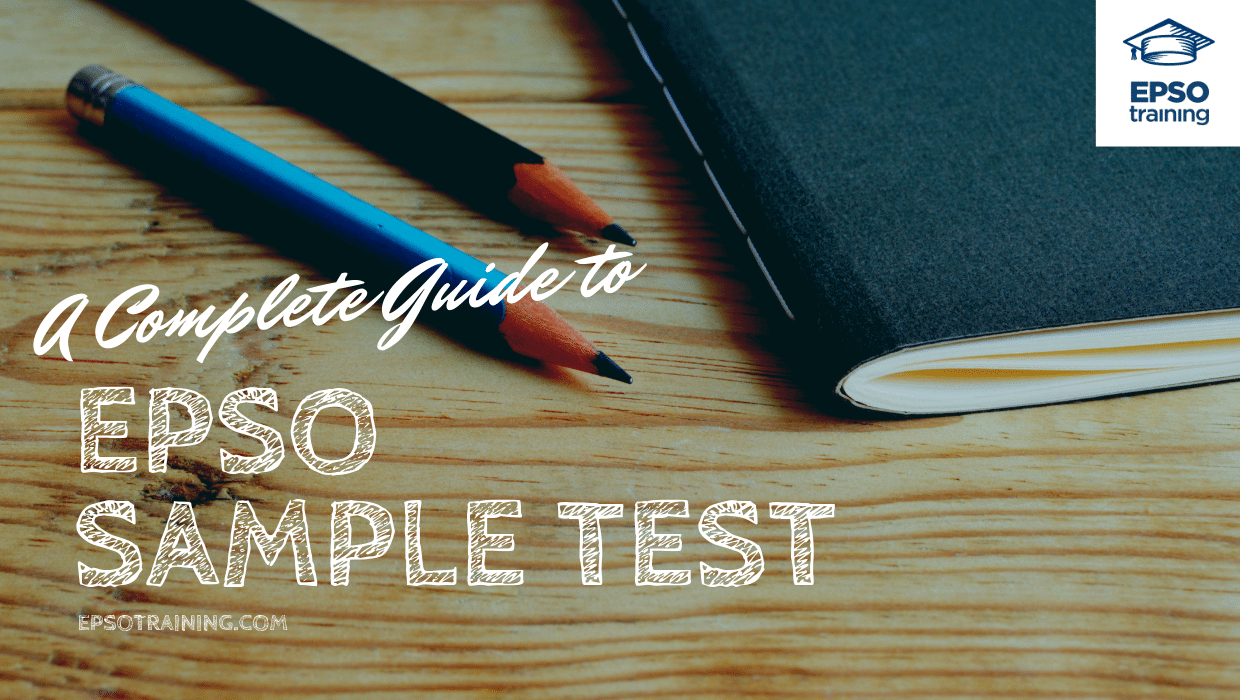 A Complete Guide to EPSO Sample Tests | Epsotraining